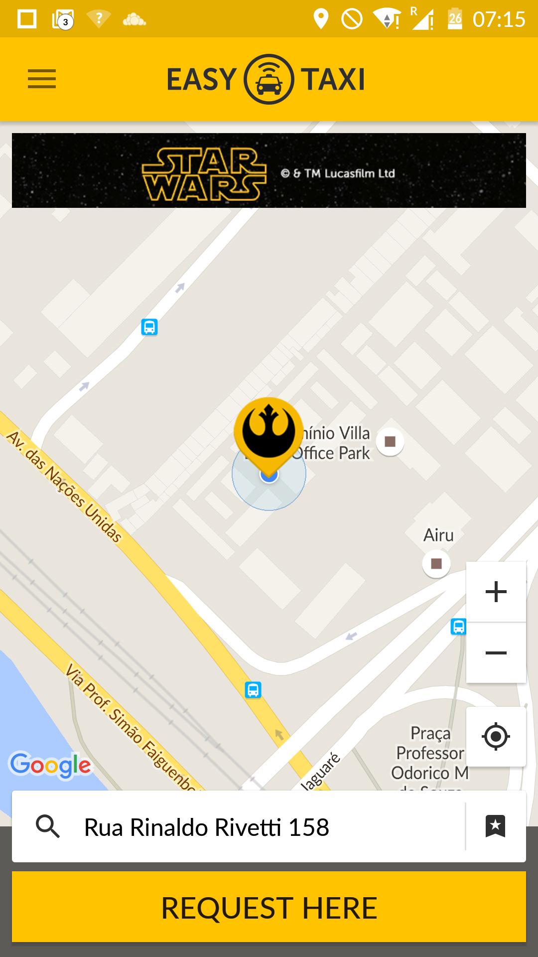 December 2015 – Exploring the Easy Taxi Tech